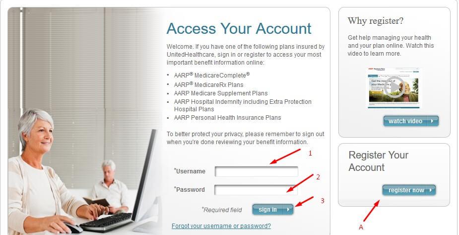 www.Myaarpmedicare.com Registration